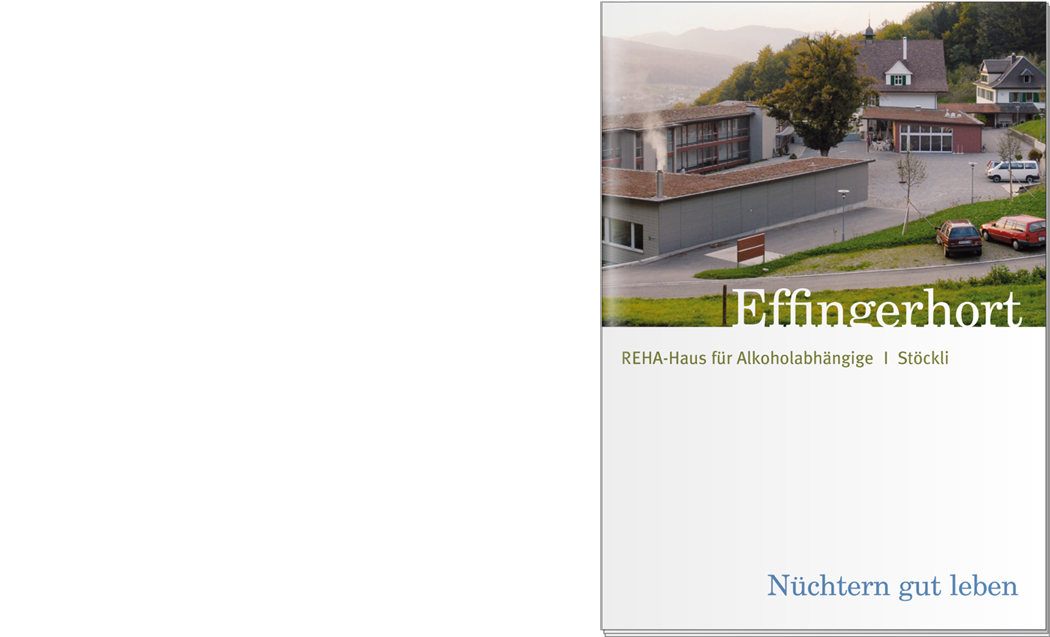 Broschüre Effingerhort Cover