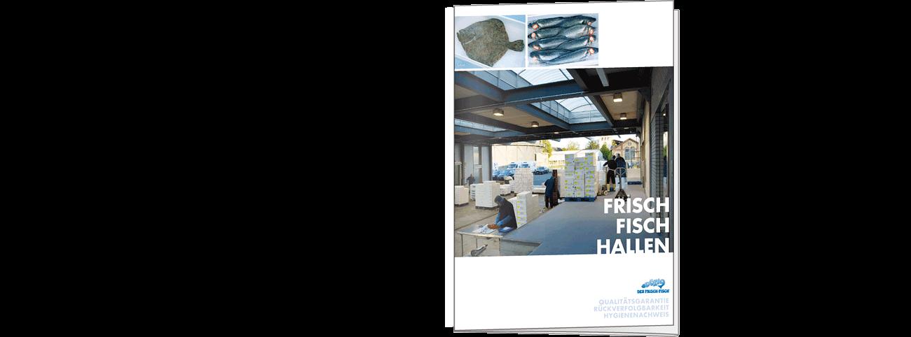 Broschüre Frisch-Fisch-Hallen cover
