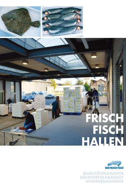 Broschüre Frisch-Fisch-Hallen