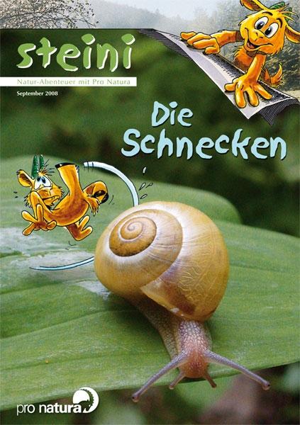 Kinderzeitschrift Schnecken