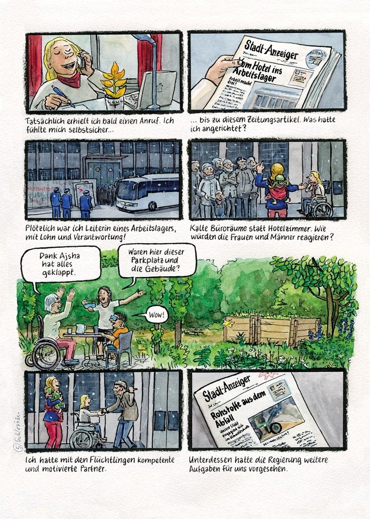 Europa-Comic Seite 5