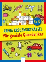 Arena Kreuzworträtsel für geniale Querdenker