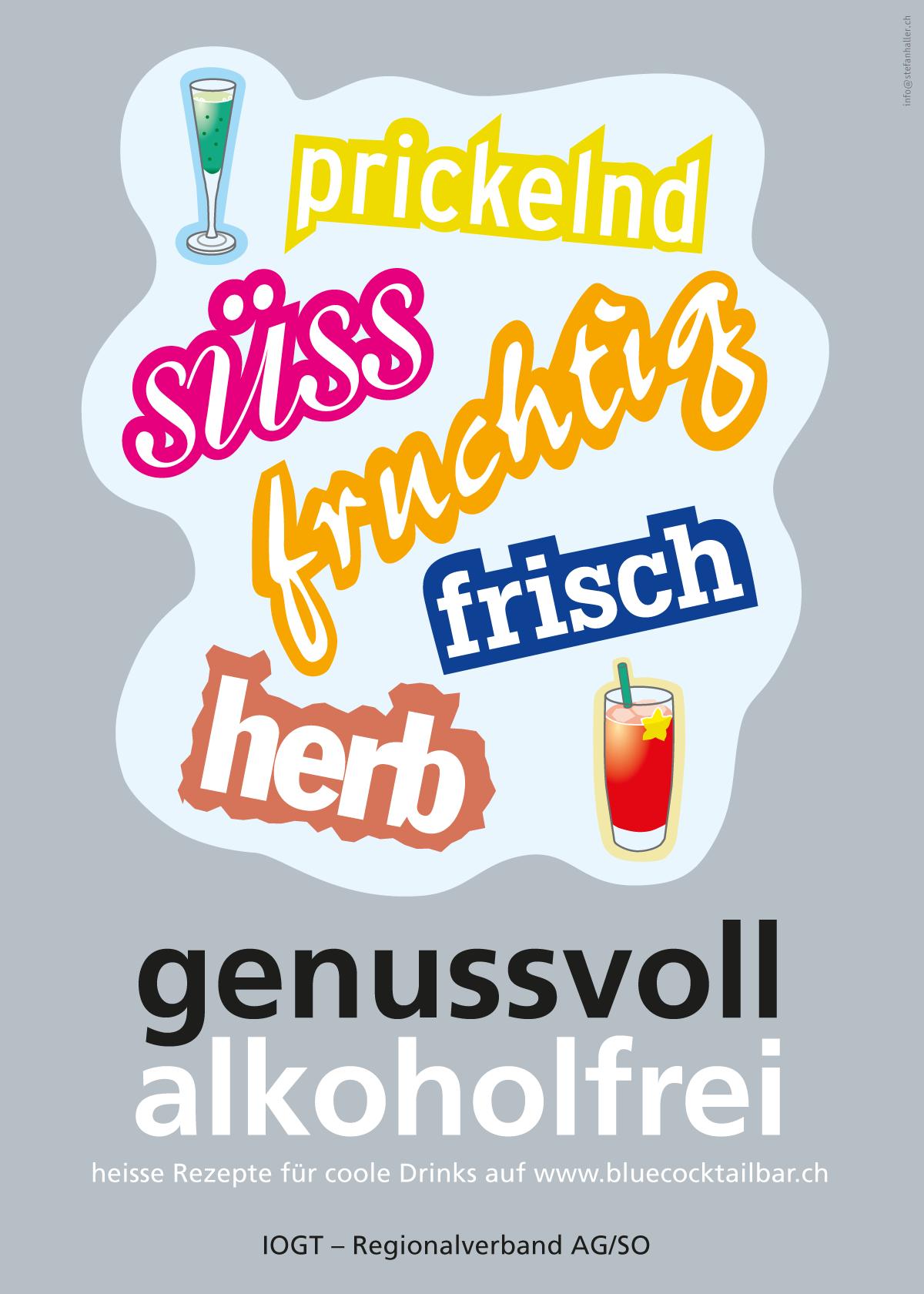 genussvoll akoholfrei