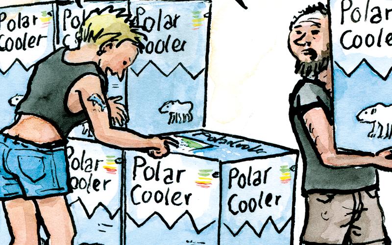 Polar Cooler