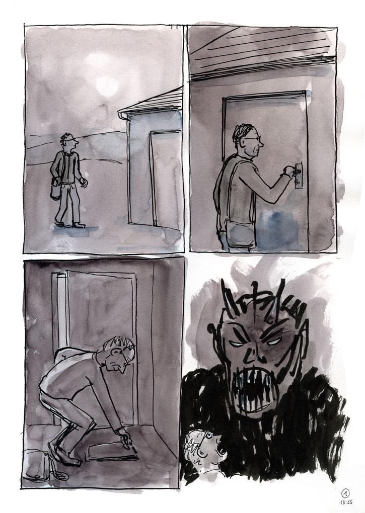 24h-Comic Seite 1