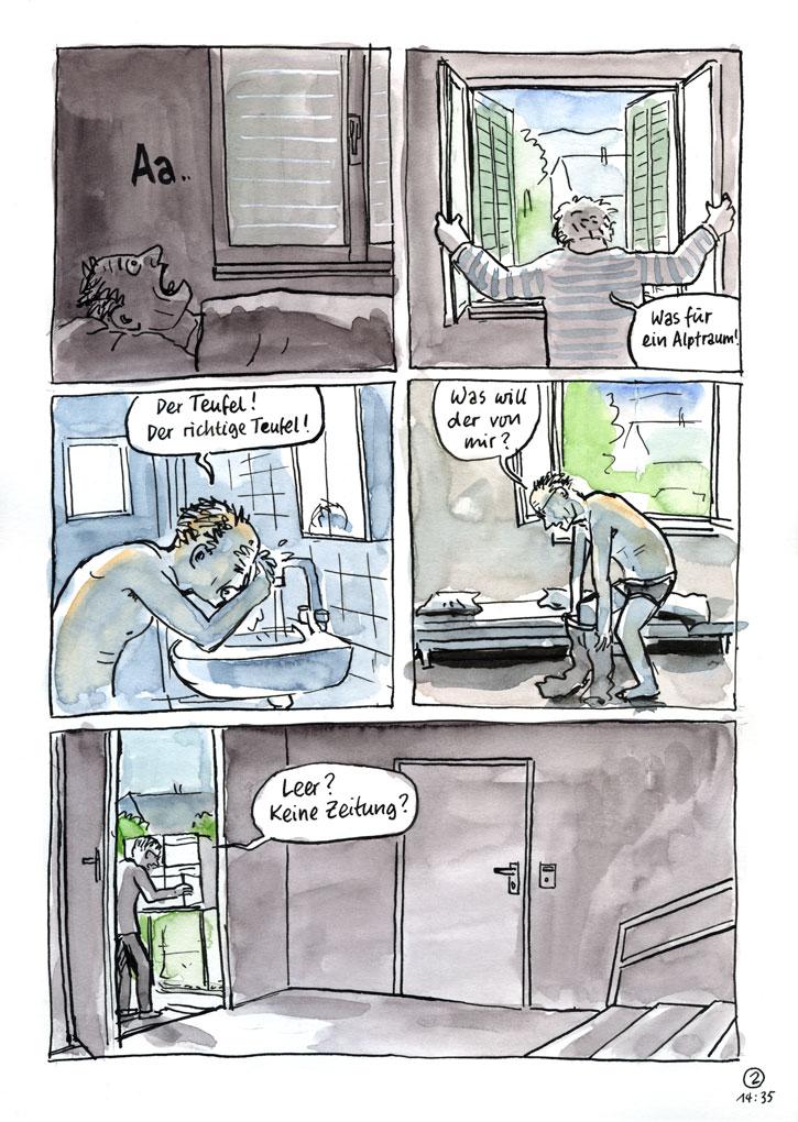24h-Comic Seite 2