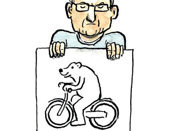 Erich Ehrsams Eisbär