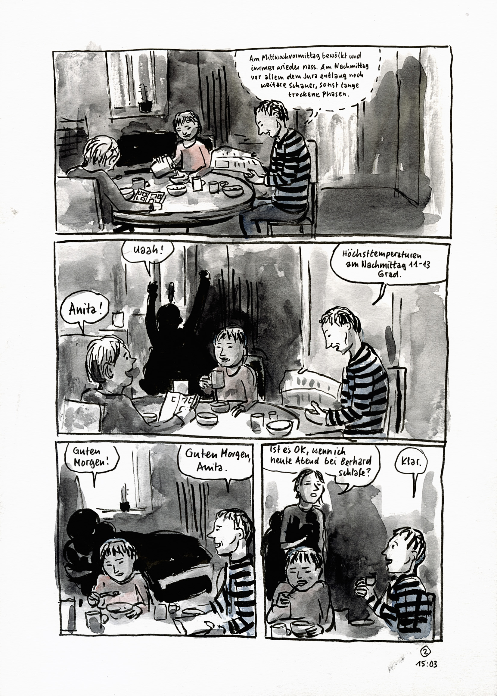 Comic Liebe p2