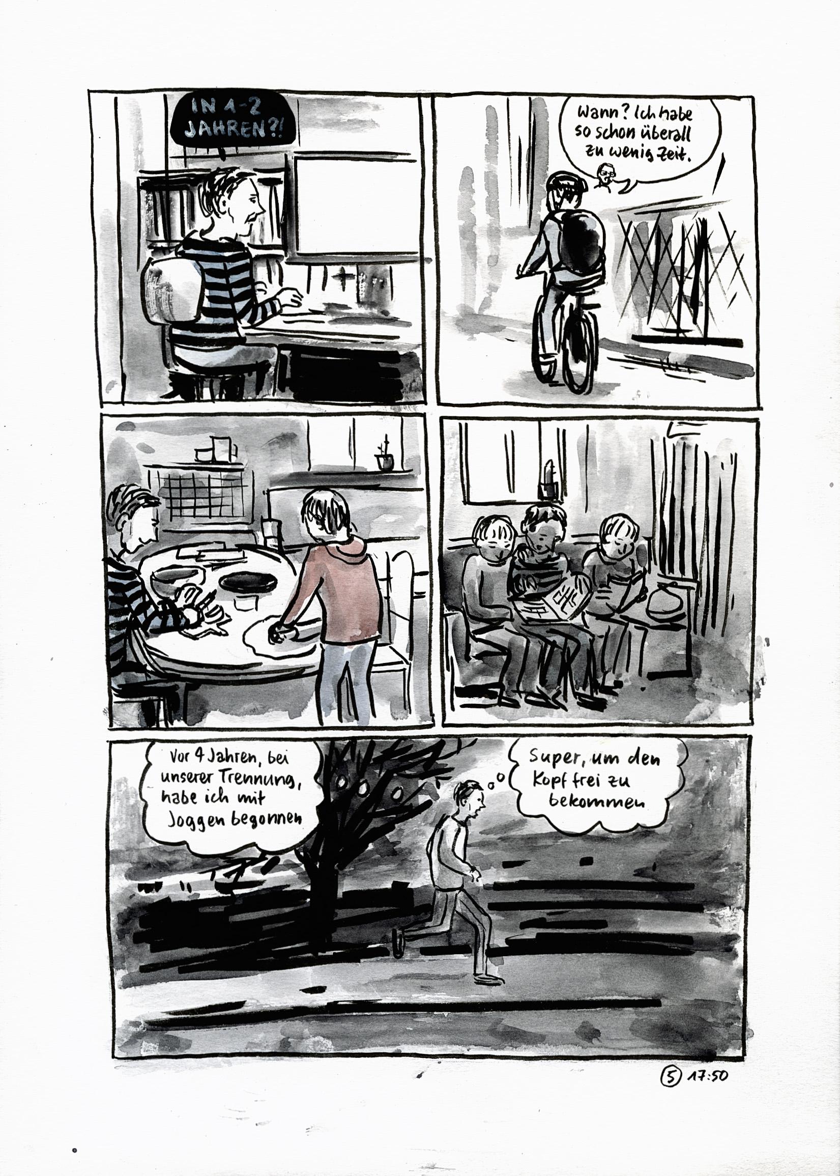 Comic Liebe p5