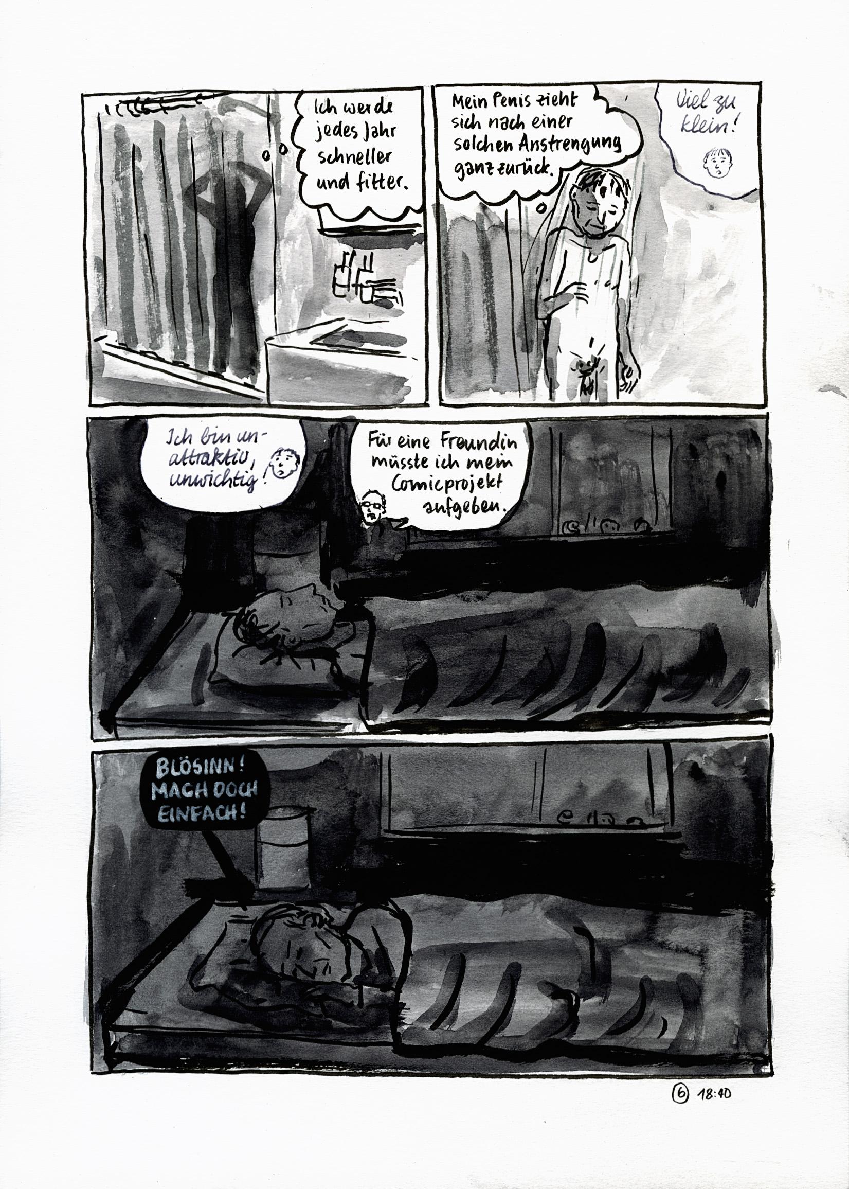 Comic Liebe p6