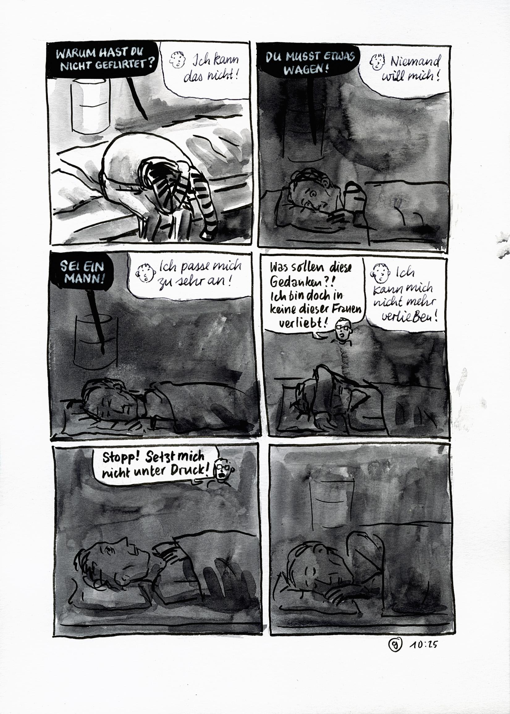 Comic Liebe p9