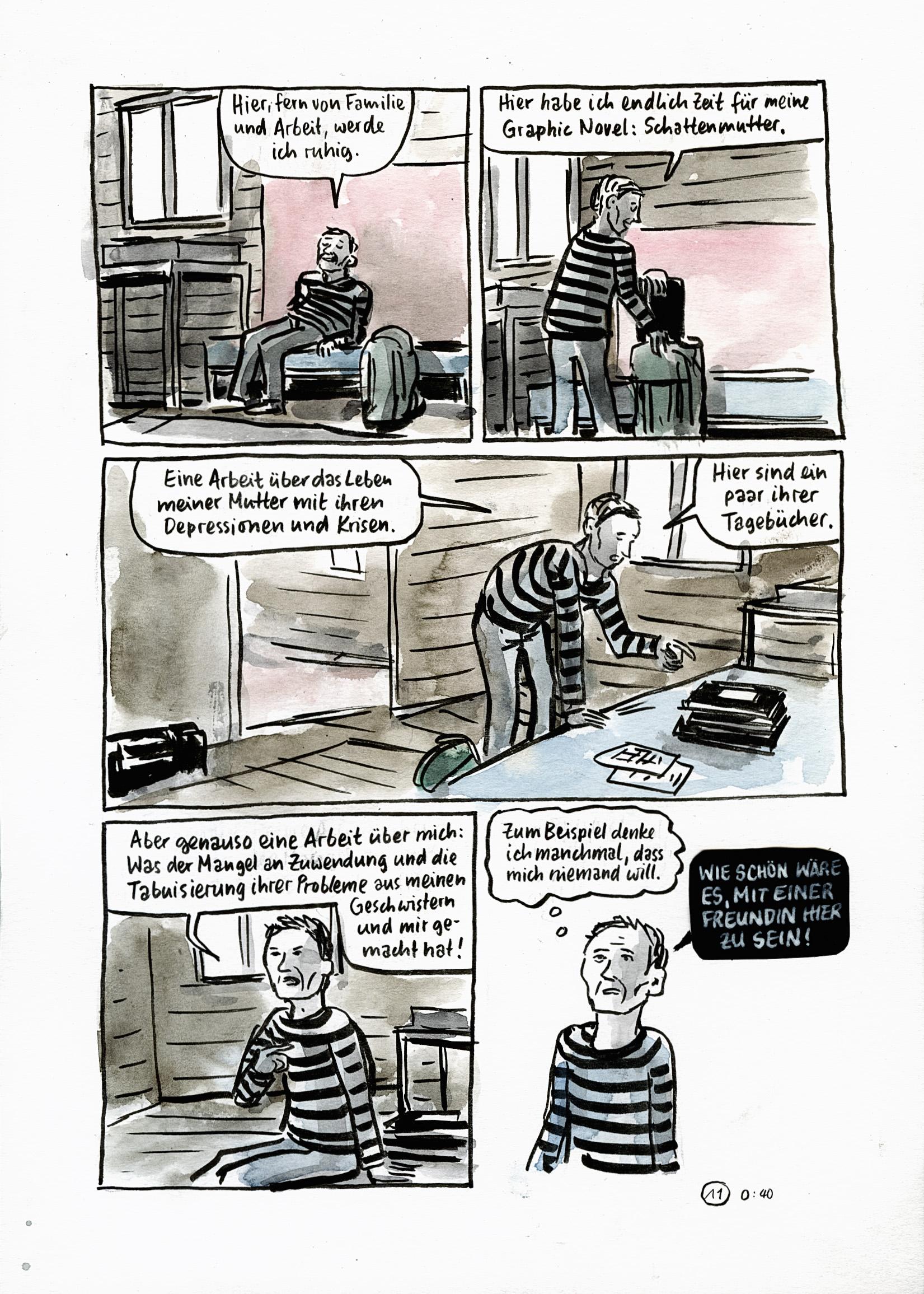 Comic Liebe p11