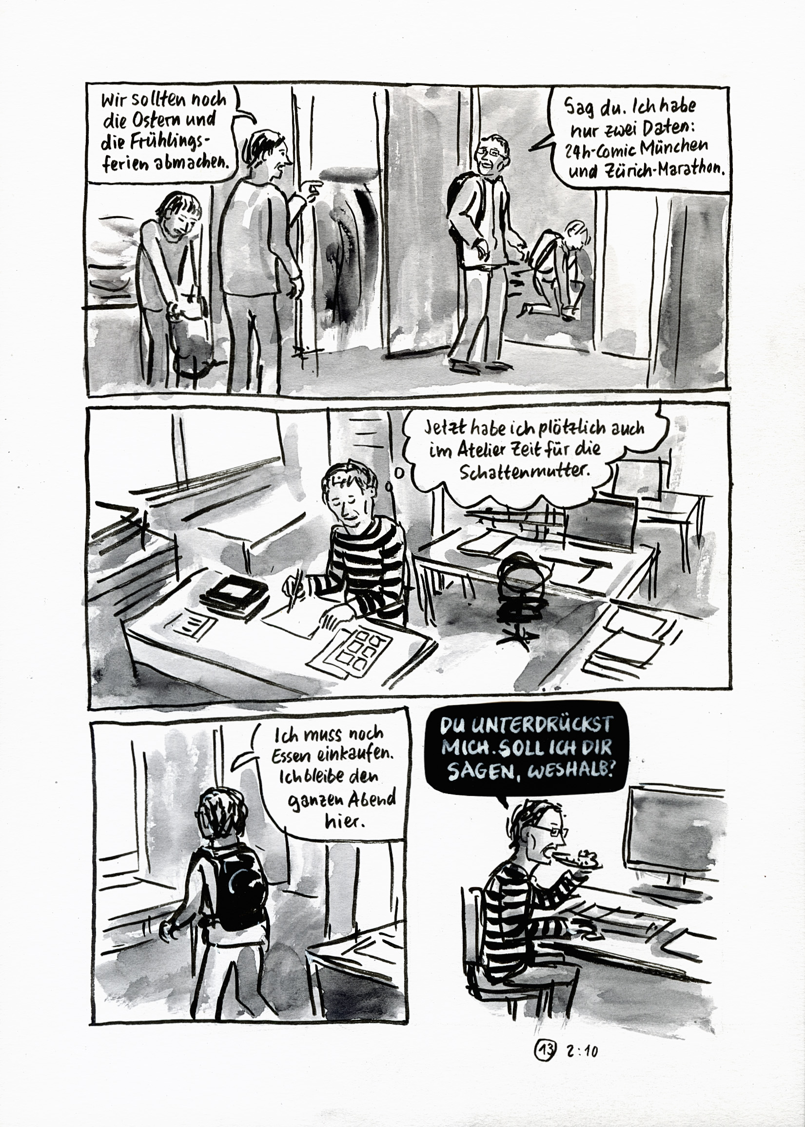 Comic Liebe p13