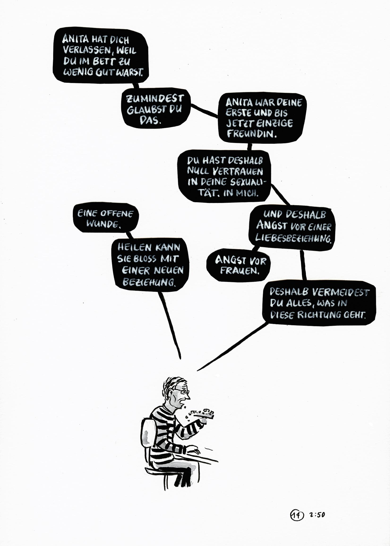 Comic Liebe p14