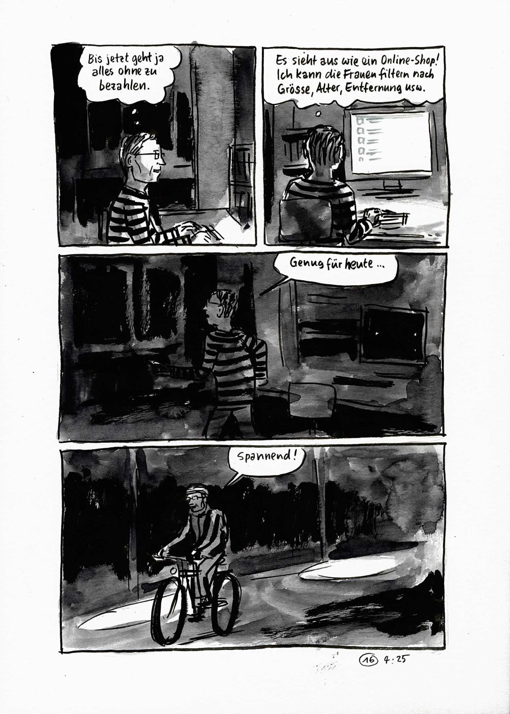 Comic Liebe p16