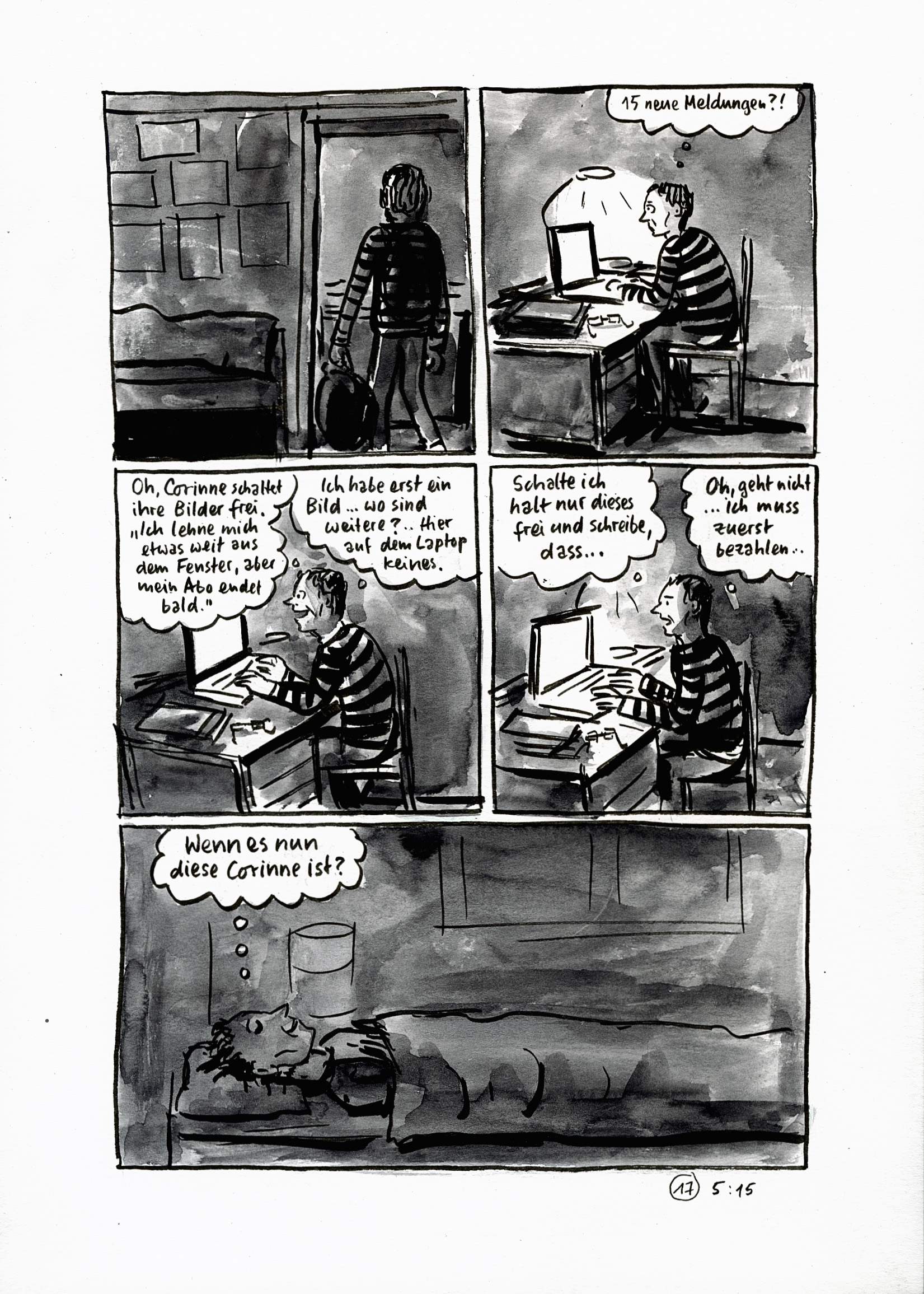 Comic Liebe p17