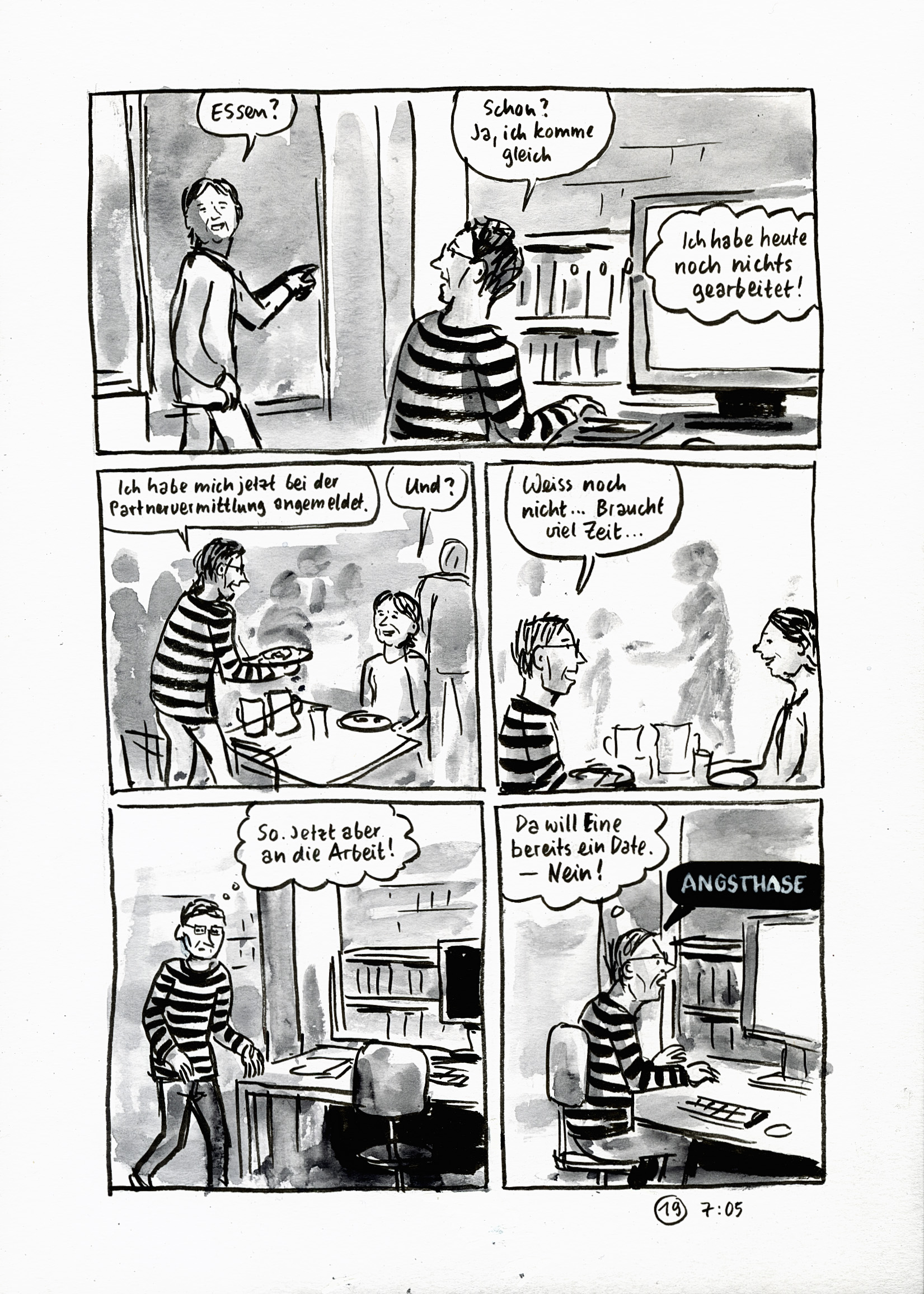 Comic Liebe p19