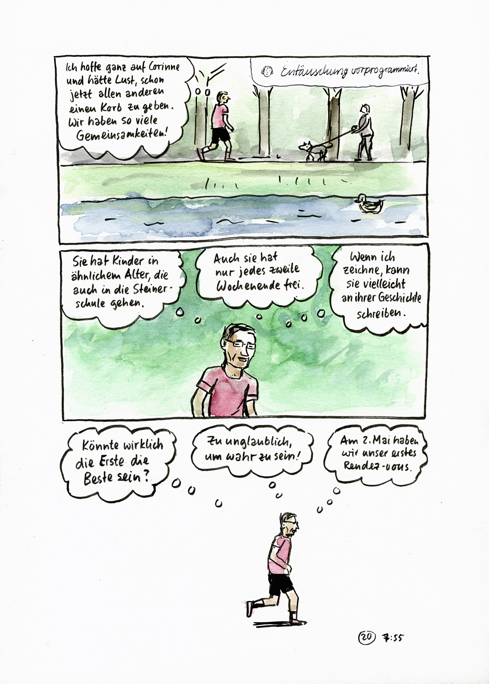 Comic Liebe p20