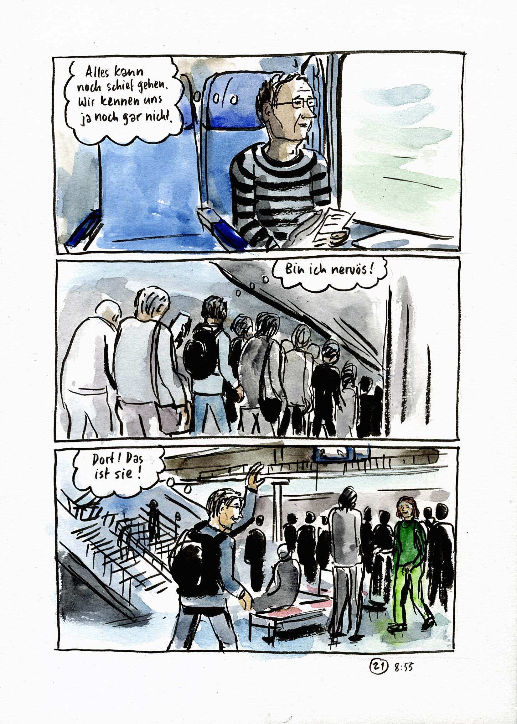 Comic Liebe p21
