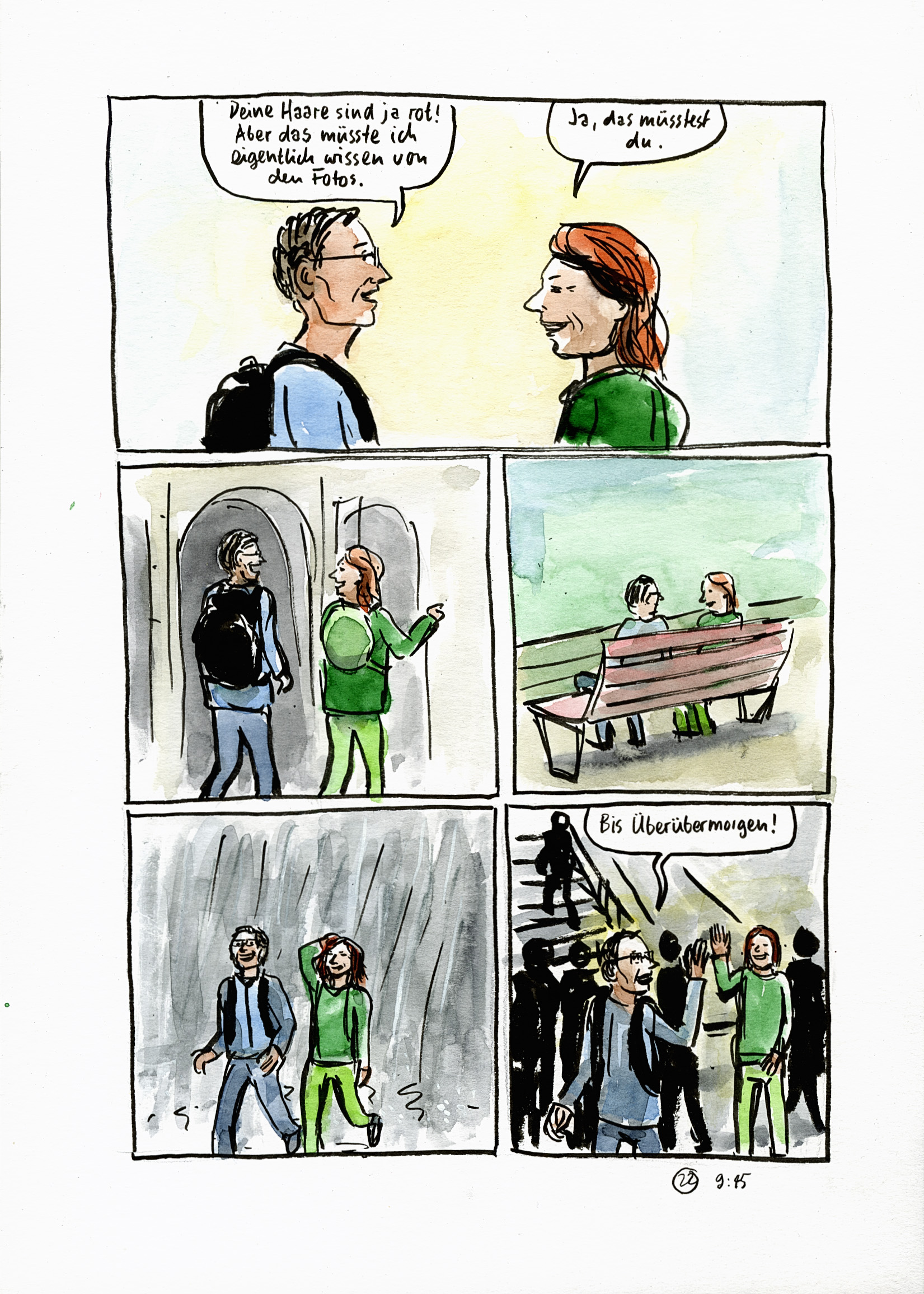Comic Liebe p22