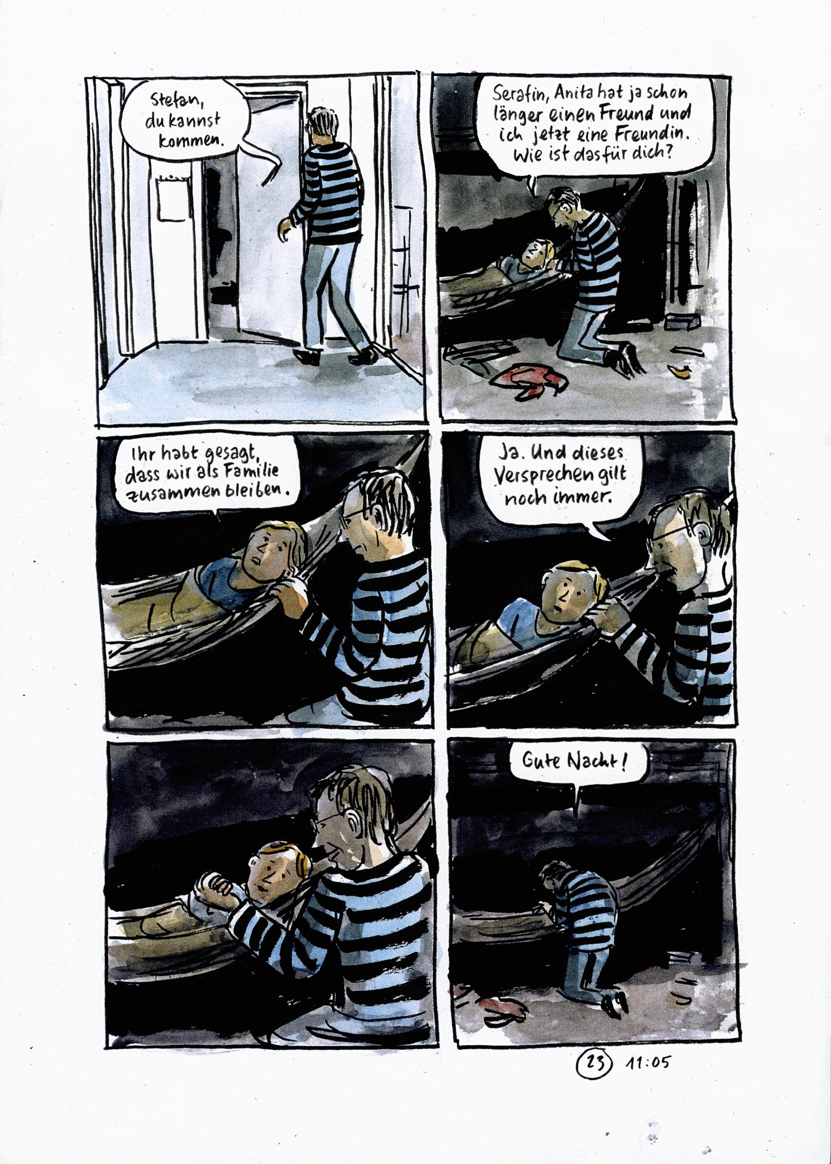 Comic Liebe p23